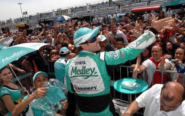 Rubens Barrichello Stock Car estreia (Foto: Miguel Costa Jr. / Divulgação)