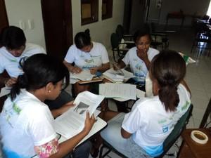 Projeto Escola das Águas (Foto: Keilla Noronha/ Arquivo pessoal)