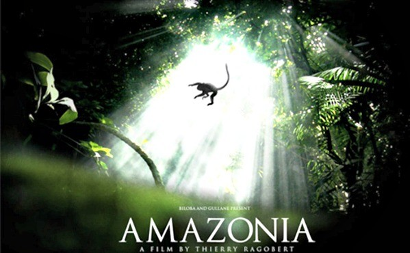 Filme Amazônia (Foto: Divulgação)