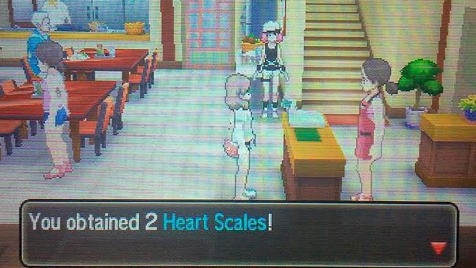 Coma nos restaurantes para ganhar Heart Scales grátis (Foto: Reprodução/Tais Carvalho)