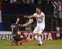 """Após """"gol da carreira"""", Julio Santa Cruz ainda se vê na sombra de Roque"""