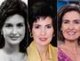 Fátima Bernardes: veja as transformações da apresentadora