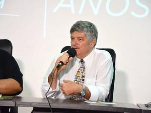 Prefeito de Bertioga, Mauro Orlandini (Foto: Divulgação / Prefeitura de Bertioga)