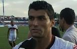 Ednei celebra gol olímpico na vitória do Atlético-GO: veja o vídeo (Reprodução/Premiere)