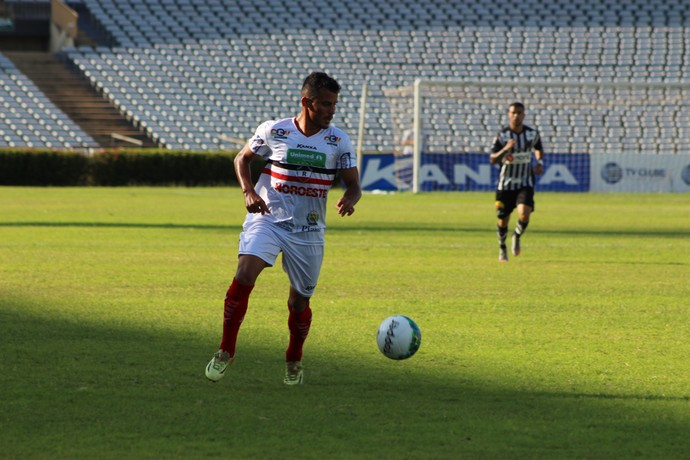 River-PI x Botafogo-PB Série C - Tote (Foto: Joana D'arc Cardoso/GloboEsporte.com )