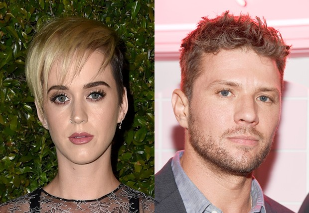 Katy Perry e Ryan Phillippe (Foto: Getty Images)