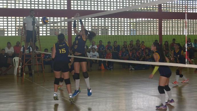 Copa Instituto Federal de Roraima (IFRR) de Voleibol Interestadual;vôlei;boa vista;roraima (Foto: Bruno Willemon)