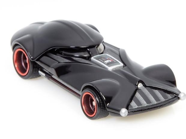 Hot Wheels do Darth Vader (Foto: Divulgação)
