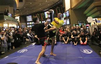 Futebol, handebol e pesagem do UFC são destaques do SporTV nesta sexta
