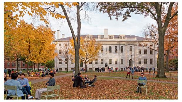 Harvard (Foto: Keystone)