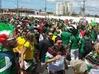 Castelão tem média de ocupação de 98,3% em cinco jogos da Copa