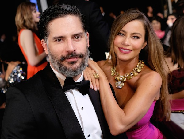 Sofía Vergara e seu marido, Joe Manganiello (Foto: Getty Images)