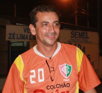 José Ronaib - Fluminense-PI (Foto: Náyra Macêdo/GLOBOESPORTE.COM)