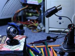 Laboratório de animação da Fábrica do Futuro (Foto: Divulgação)