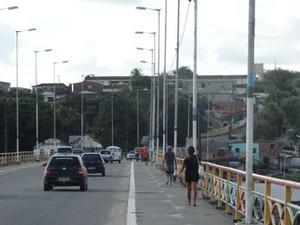 São Lourenço não tem hotéis e pousadas, segundo Setur. (Foto: Luna Markman/G1)