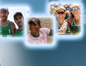 BLOG: Termômetro olímpico: duplas da praia seguem no topo, Melo sobe, e Zanetti cai