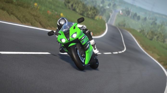 Ride 2 vem para preencher um vazio no gênero de corrida de motos (Foto: Divulgação/Milestone)