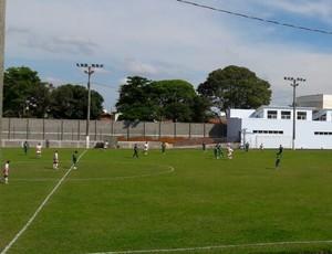 Flamante x Uberlândia, Copa Regional sub-20, Campo do Regina Pacis, Aragu (Foto: Lucas Papel)