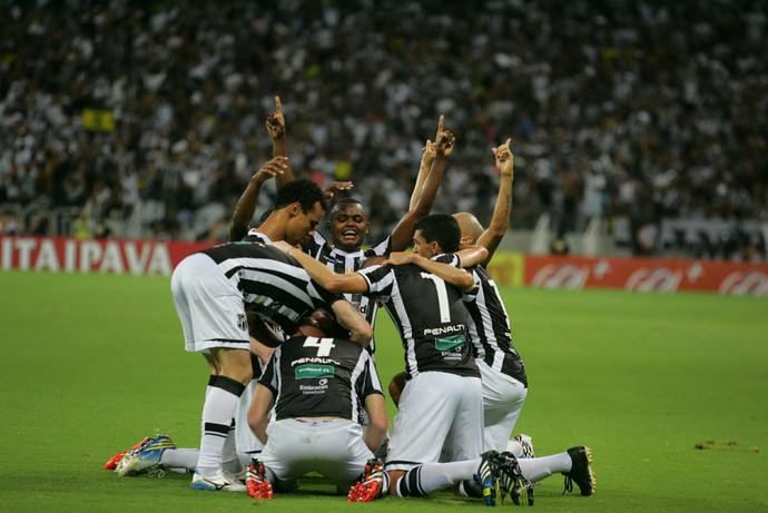 Ceará, Bahia, Copa do Nordeste, Final (Foto: Kid Júnior/Agência Diário)