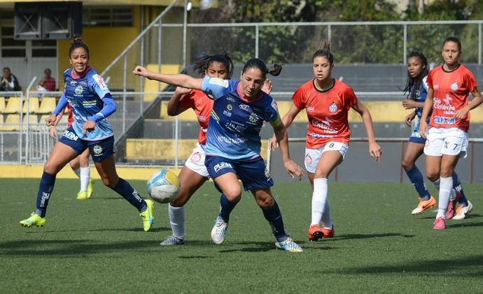 Centro Olímpico São José futebol feminino Paulista (Foto: Arthur Marega Filho/ São José Futebol Feminino)