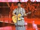 Ellen Oléria volta ao palco do The Voice: 'A música tem o poder de nos unir'