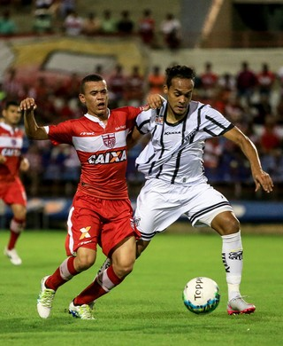 CRB x Bragantino - Estádio Rei Pelé - Luidy (Foto: Ailton Cruz/Gazeta de Alagoas)