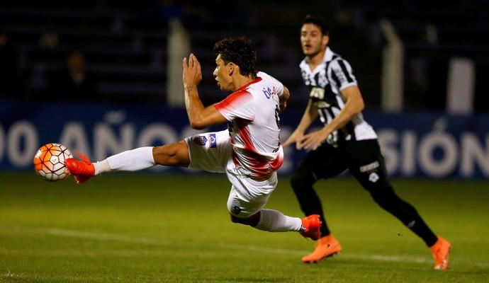 Montevideo Wanderers x Junior Barranquilla (Foto: Andres Stapff/Reuters)