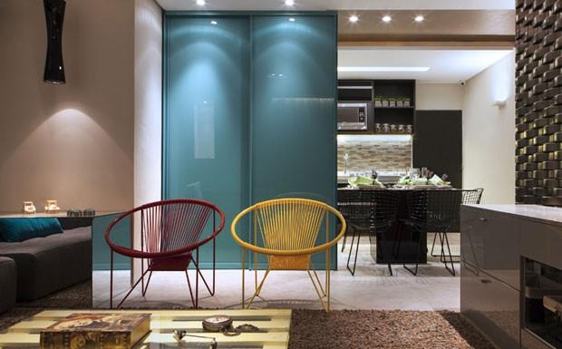 Casa pequena? Veja como ampliar ambientes usando a decorao (Foto: Divulgao / Morar Mais Por Menos)