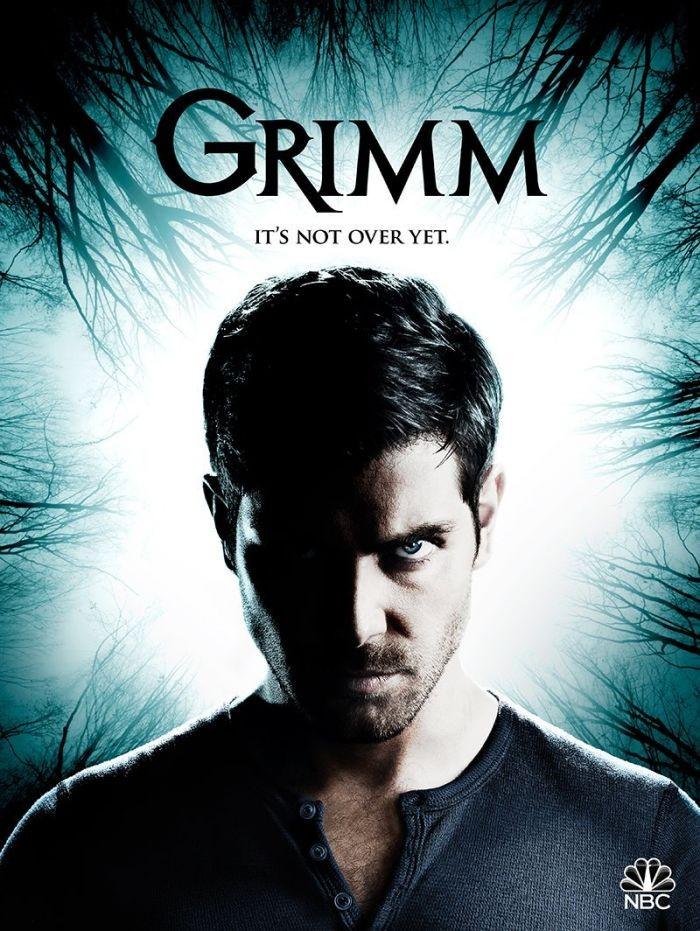 Resultado de imagem para cartaz sexta temporada grimm