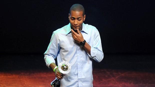 Prêmio Craque do Carioca, Dedé (Foto: André Durão / Globoesporte.com)