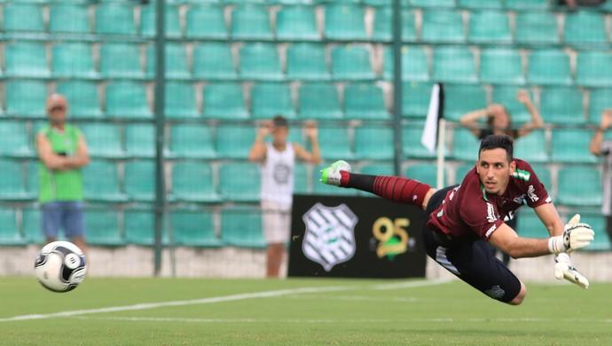 Gatito Fernandez Figueirense (Foto: Luiz Henrique/Figueirense FC)