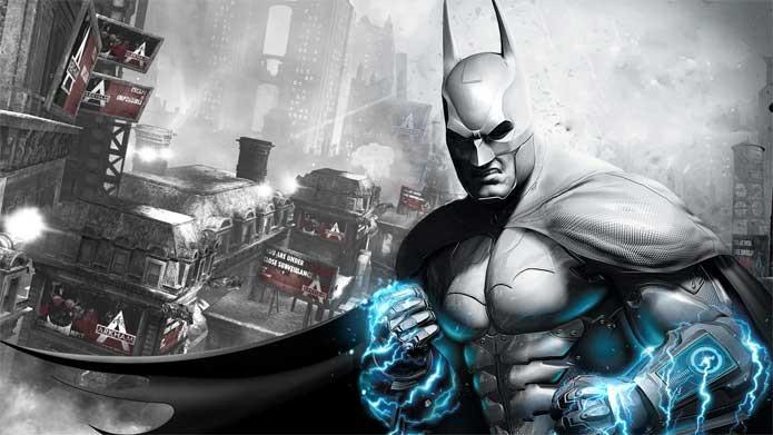 Batman Arkham City mais barato na PSN (Foto: Divulgação/Warner)