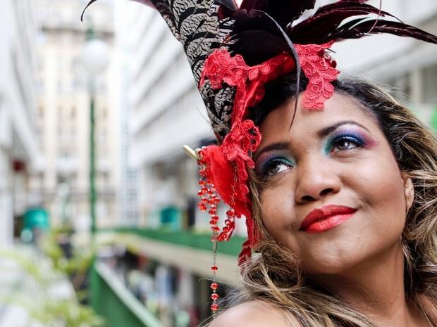Gaby Amarantos fará show em Boa Vista neste domingo (30) (Foto: Divulgação)