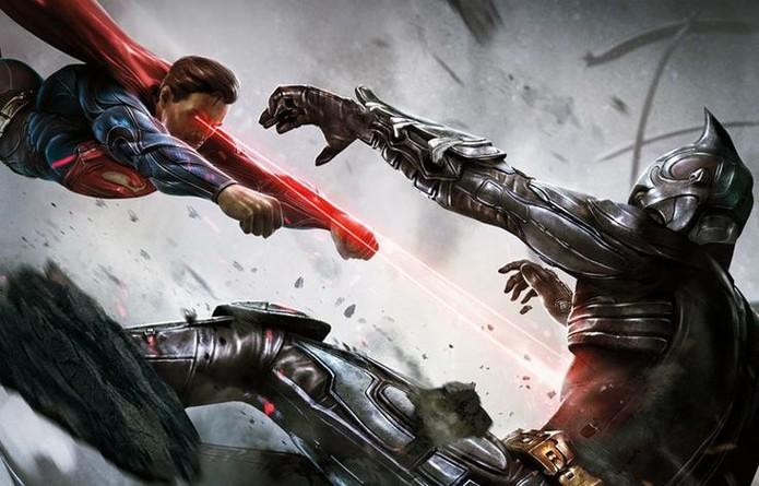Injustice é uma das ofertas no Steam (Foto: Divulgação/Warner)