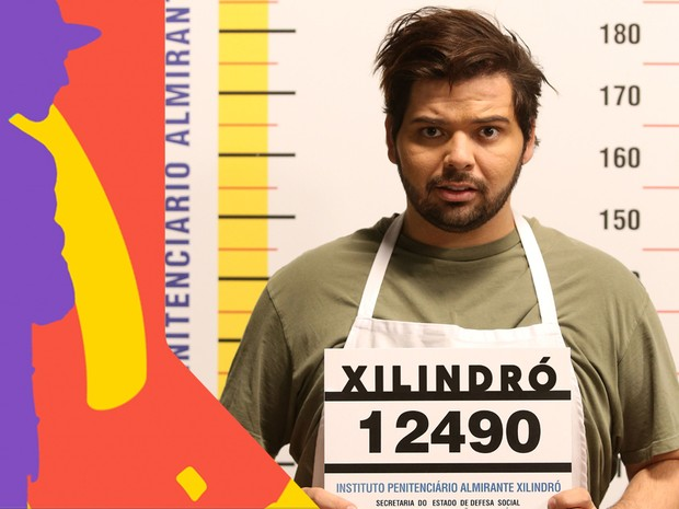 TVZ-xilindro (Foto: Multishow)