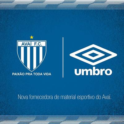 Avaí Umbro (Foto: Divulgação)