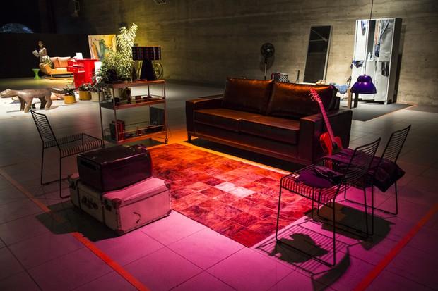 exposição-apartamento-mario-queiroz (Foto: Divulgação)
