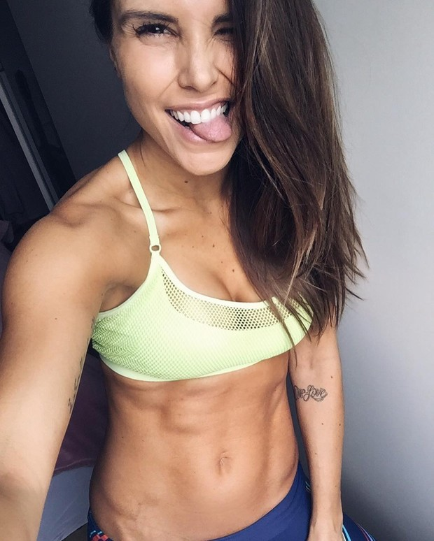 Flávia Vianna (Foto: Reprodução/Instagram)