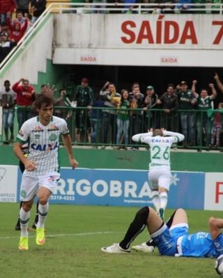 Chapecoense x Brusque (Foto: Giba Pace Thomaz/Chapecoense)