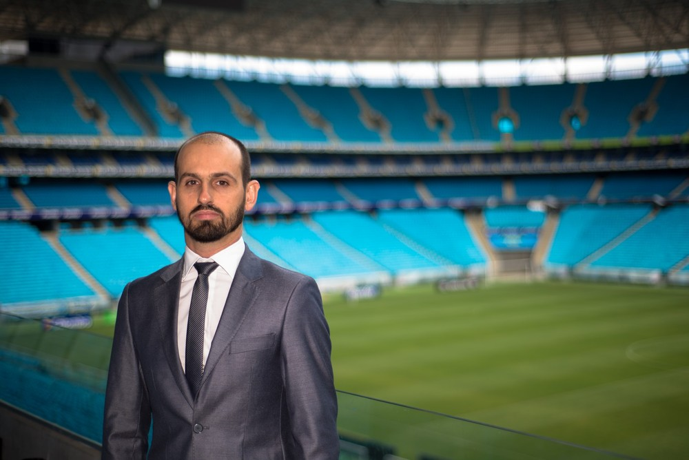 28ee6ad912 Marcelo Jorge fala em crescimento de 610% no marketing em comparação com  2013 (Foto  Daia Silva   Divulgação Arena)