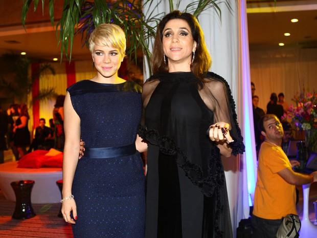 Leandra Leal e Marisa Orth (Foto: Iwi Onodera / EGO)