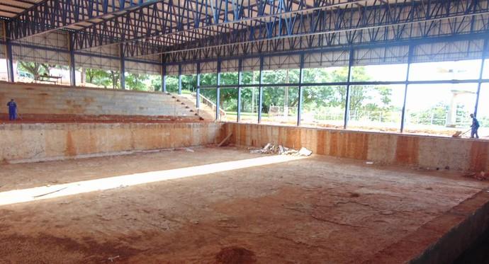 Centro Olímpico Presidente Prudente (Foto: Marcos Chicalé / Semepp, Divulgação)
