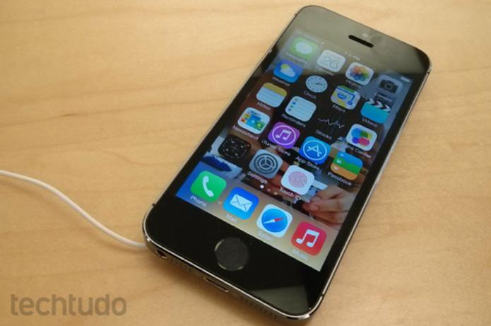 iPhone pode ser revendido por preço alto, mesmo usado (Foto: Reprodução/TechTudo)