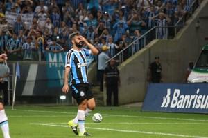 Gre-Nal 407 Grêmio Inter pré-jogo Campeonato Brasileiro Arena Douglas (Foto: Diego Guichard/GloboEsporte.com)