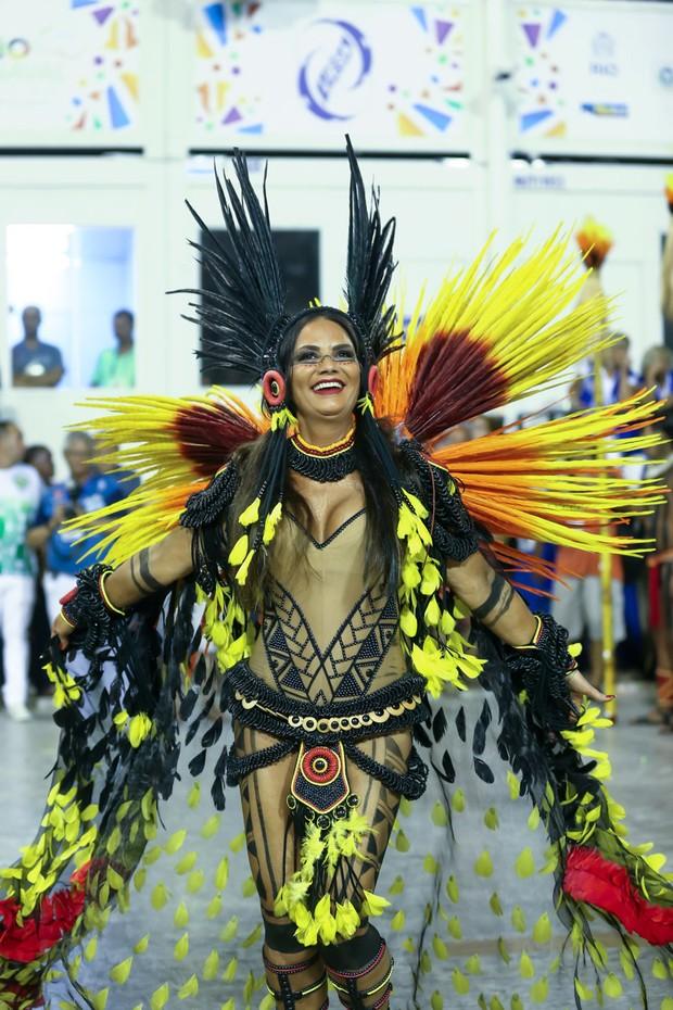 Luiza Brunet (Foto: Manuela Scarpa/Brazil News)