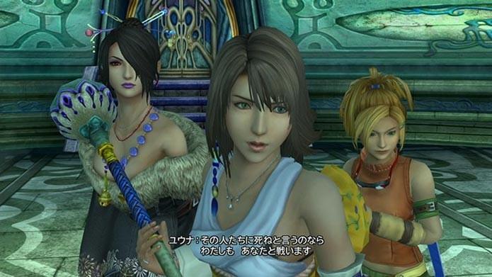 Final Fantasy X HD Remaster (Foto: Divulgação)