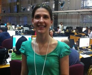Paloma Vasconcelos (Foto: TV Sergipe / Divulgação)