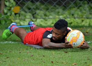 Michel Bastos, São Paulo (Foto: Site oficial do São Paulo)
