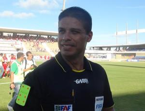 Francisco Carlos do Nascimento (Foto: Leonardo Freire/GloboEsporte.com)