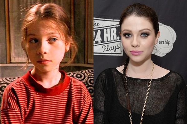 'A Pequena Espiã' não é mais tão pequena assim. Desde que interpretou a jovem detetive Harriet, Michelle Tranchtenberg passou por séris de grande sucesso como 'Buffy, a Caça Vampiros' e 'Gossip Girl'. (Foto: Divulgação/Getty Images)